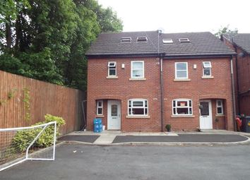 Thumbnail 4 bed semi-detached house for sale in Livsey Street, Whitefield, Manchester, Greater Manchester