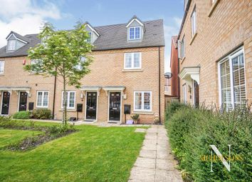 Thumbnail 2 bed terraced house for sale in Lavender Way, Newark, Nottinghamshire