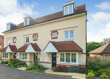 Thumbnail 4 bed end terrace house for sale in Ashurst Way, East Grinstead, West Sussex