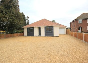 Thumbnail 3 bed bungalow for sale in Cromer Road, North Walsham