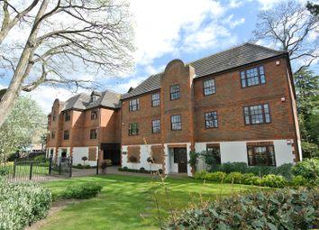 Thumbnail 1 bedroom flat for sale in Princes Road, Weybridge