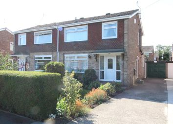Thumbnail 3 bed semi-detached house for sale in Bromwich Road, Willerby, Hull