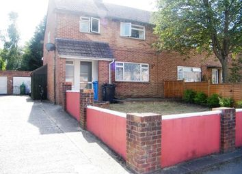 Thumbnail 4 bed semi-detached house for sale in Fitzworth Avenue, Hamworthy, Poole