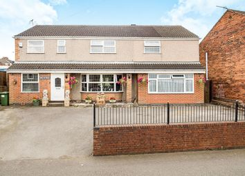 Thumbnail 4 bed detached house for sale in Nook End Road, Heanor