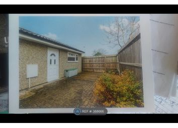 Thumbnail 1 bed detached house to rent in Broadwater Crescent, Stevenage