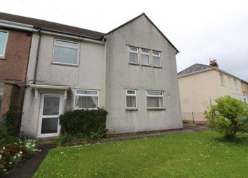 Thumbnail 3 bedroom semi-detached house to rent in Bevan Crescent, Cefn Fforest, Blackwood
