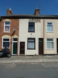 Thumbnail 2 bed terraced house for sale in Lorraine Road, Aylestone, Leicester