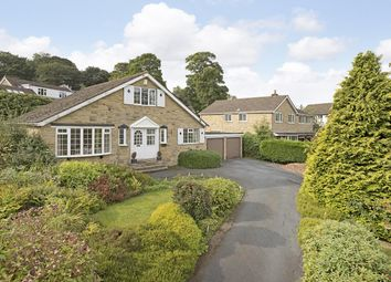 Thumbnail 4 bed detached house for sale in Ben Rhydding Drive, Ilkley