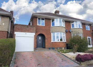 3 bed semi-detached house for sale in Hesketh Crescent, Swindon SN3