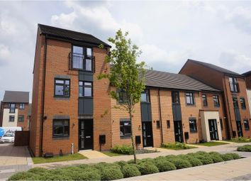 Thumbnail 4 bedroom town house for sale in Kiln View, Stoke-On-Trent