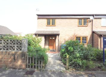 Thumbnail 3 bed end terrace house to rent in Fencote, Bracknell