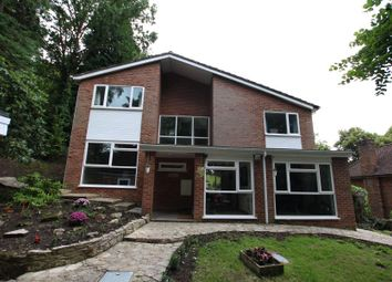 Thumbnail 4 bed detached house to rent in Pantiles Close, Woking