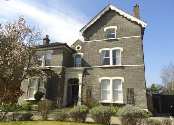 Thumbnail 3 bed flat for sale in Court Road, London