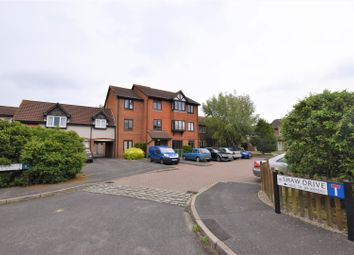 Thumbnail 2 bed flat for sale in Shaw Drive, Walton-On-Thames