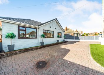 Thumbnail 4 bed detached bungalow for sale in Dorothy Avenue, Bradwell, Great Yarmouth