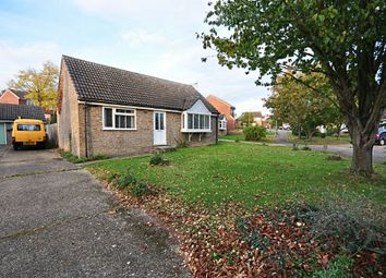 Thumbnail 2 bed detached bungalow for sale in Shreeves Road, Diss