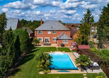Thumbnail 5 bedroom detached house for sale in Main Road, Tallington, Stamford