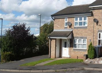 Thumbnail 2 bed property to rent in Ramsdean Close, Derby