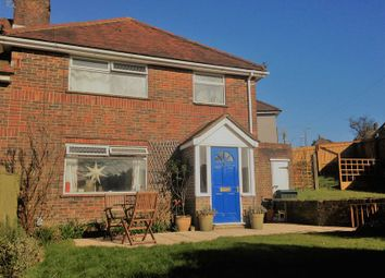 3 bed semi-detached house for sale in Woodbourne Avenue, Brighton BN1