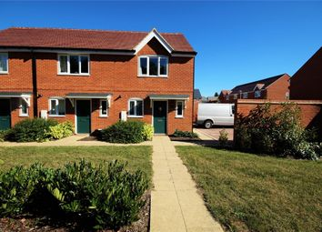 Thumbnail 2 bedroom end terrace house for sale in Elk Path, Three Mile Cross, Reading, Berkshire
