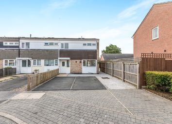 Thumbnail 3 bed end terrace house for sale in Raglan Way, Birmingham
