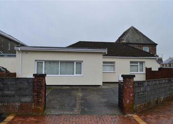 Thumbnail 3 bed detached bungalow for sale in Dulais Road, Swansea