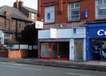 Thumbnail Retail premises to let in 444 Barlow Moor Road, Chorlton, Manchester, Greater Manchester