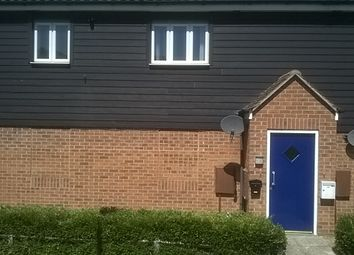 Thumbnail 1 bed flat to rent in Tasburgh Close, Kings Lynn