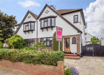 Thumbnail 3 bed semi-detached house for sale in Western Road, Leigh-On-Sea, Essex