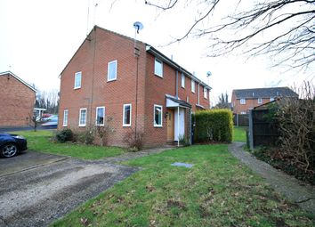 Thumbnail 1 bed property for sale in Rembrandt Close, Black Dam, Basingstoke