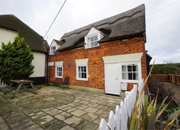 Thumbnail 2 bed cottage to rent in East Road, East Mersea, Essex.