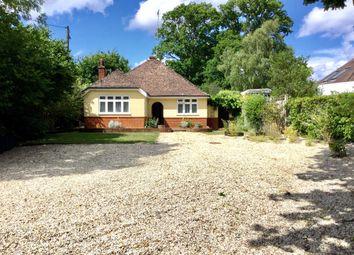 Thumbnail 2 bed detached bungalow for sale in Jacobs Gutter Lane, Hounsdown, Southampton