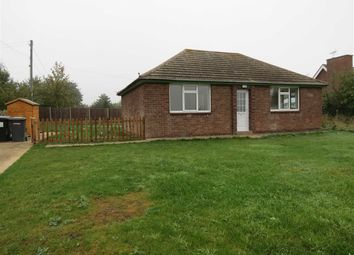 Thumbnail 2 bed bungalow to rent in School Lane, Silk Willoughby, Sleaford