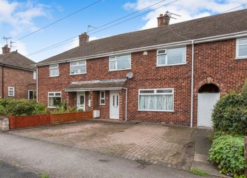 Thumbnail 3 bed terraced house for sale in Marshall Lane, Hartford, Northwich