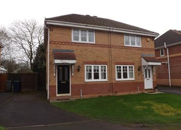 Thumbnail 3 bedroom semi-detached house for sale in Cloughfield, Penwortham, Preston