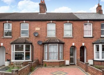 Thumbnail 2 bed terraced house for sale in Beaconsfield Road, Aylesbury