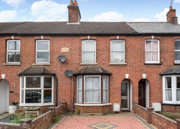 Thumbnail 2 bedroom terraced house for sale in Beaconsfield Road, Aylesbury