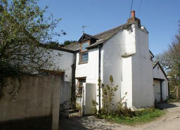Thumbnail 3 bed detached house for sale in Trelill, Cornwall