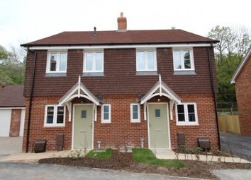 Thumbnail 2 bed semi-detached house for sale in Bailey Road, Rowland`S Castle
