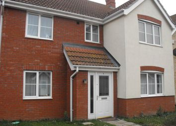 Thumbnail 6 bed property to rent in Tizzick Close, Norwich