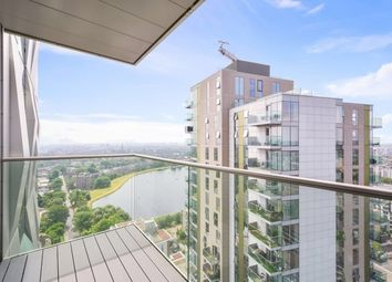 Thumbnail 2 bed flat for sale in Devan Grove, London