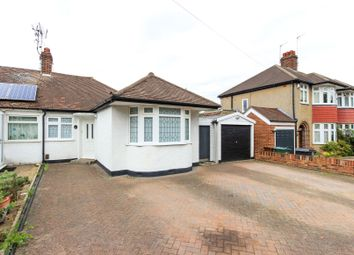 Thumbnail 2 bed semi-detached bungalow for sale in Rosslyn Avenue, London