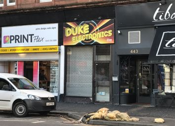 Thumbnail Retail premises to let in Duke Street, Glasgow