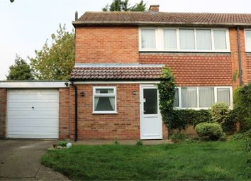 Thumbnail 3 bed semi-detached house for sale in Northfields, Bourne