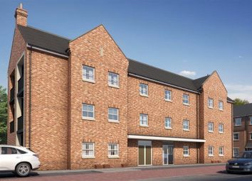 Thumbnail 2 bed flat for sale in Oakleigh Grove, Sweets Way