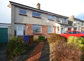 Thumbnail 3 bed semi-detached house to rent in Salamanca Crescent, Penicuik, Midlothian