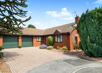 Thumbnail 3 bed bungalow for sale in Parklands Close, Rossington, Doncaster