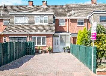 Thumbnail 3 bed terraced house for sale in Vicars Walk, Worksop