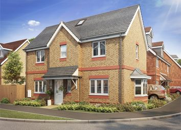 Thumbnail 3 bed semi-detached house for sale in Brick Field, Fenny Stratford, Milton Keynes