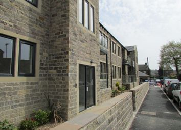 Thumbnail 2 bedroom flat to rent in Apt 7 One Degree West, Fisher Green, Honley